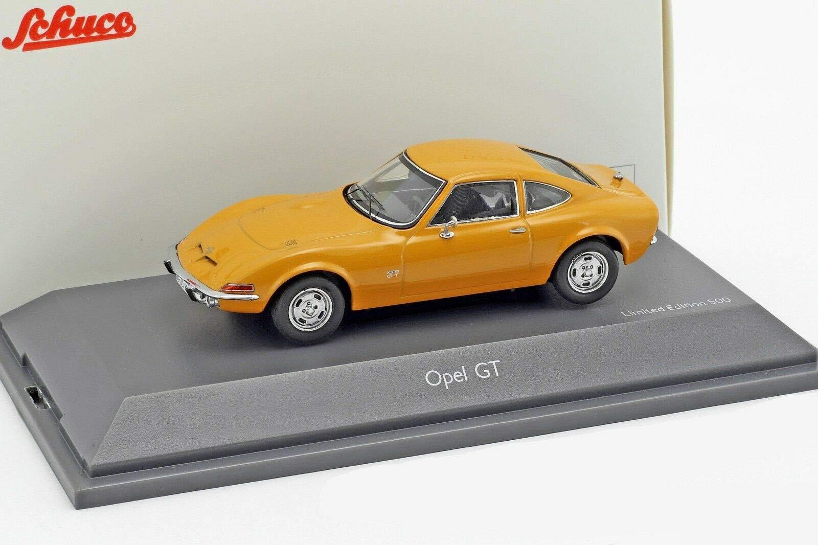 Simba Dickie 450256700Model Miniature Opel GT 1: 43 1