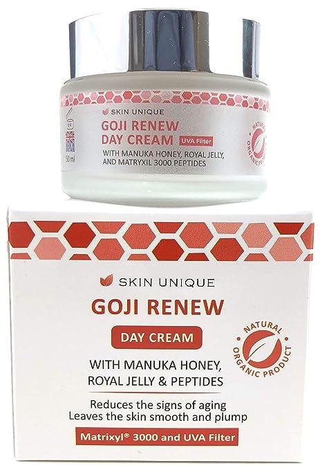 Goji renovar crema para el día 50 ml - Crema hidratante ...