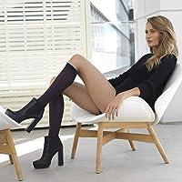 Müjde Kadın Külotlu Çoraplar MİKRO DİZALTI ÇORAP 50 DENYE 10'LU PAKET (SİYAH)