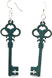 product image for Skeleton Key Earrings