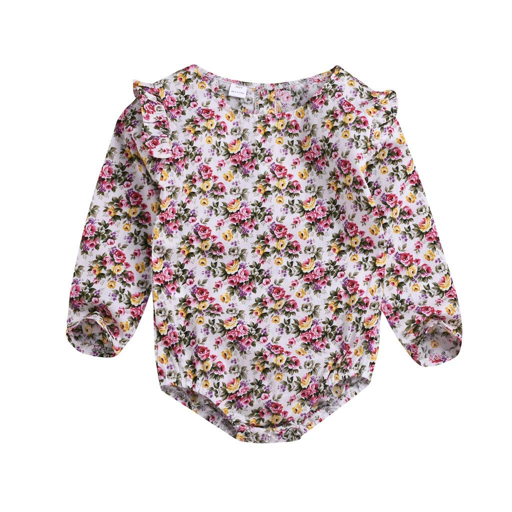Kehen Kids Toddler Girls Nightgown Bunny Ear Stripes Print A-Line Dress Long Shirt Cotton Pajamas Home Clothes