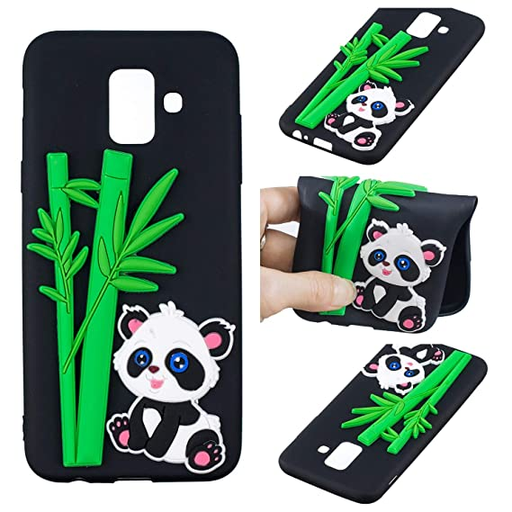 Amazon.com: Galaxy J6 2018 Case, Phenix-Color 3D Cute ...