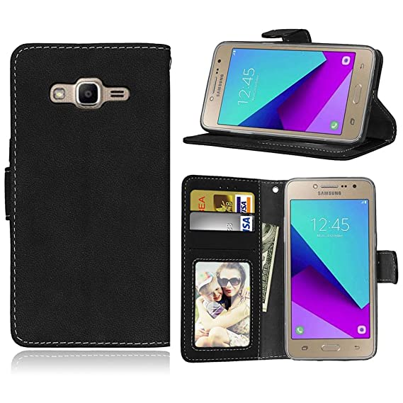 798310137a8 Funda Samsung Galaxy Grand Prime Plus / J2 Prime G532F,Bookstyle 3 Card  Slot PU