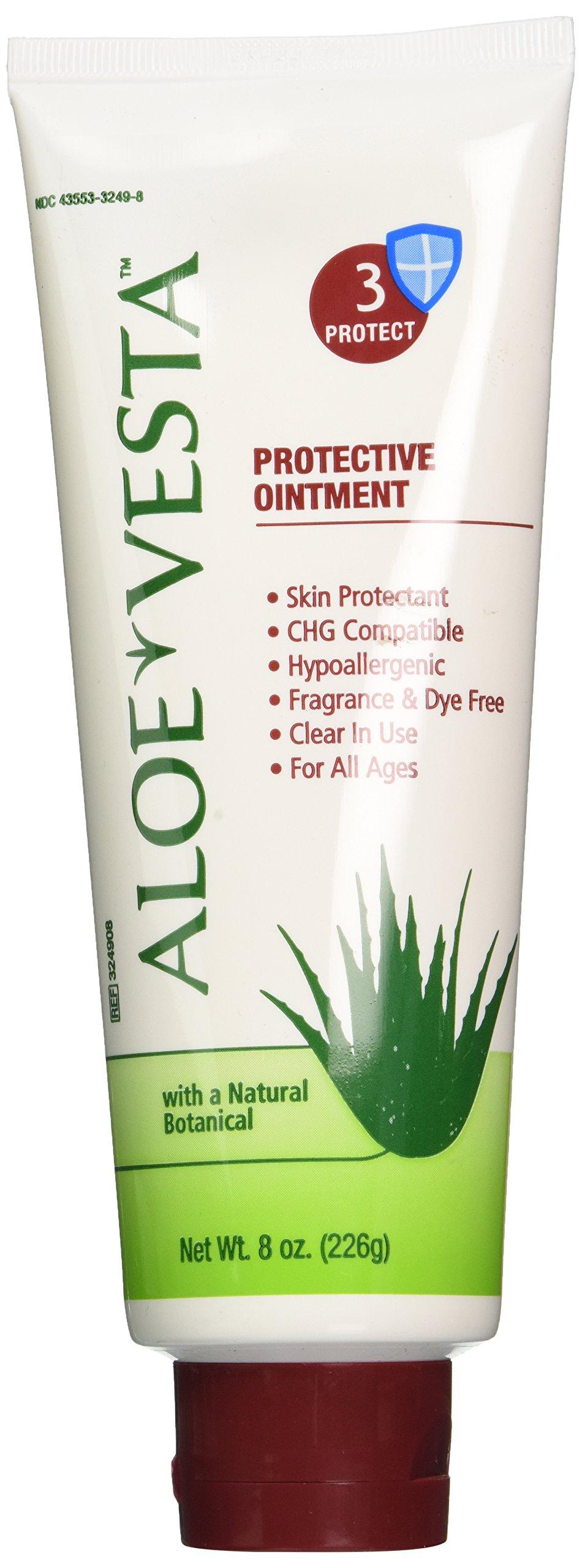 ConvaTec Aloe Vesta Protective Ointment 43% - 8 oz