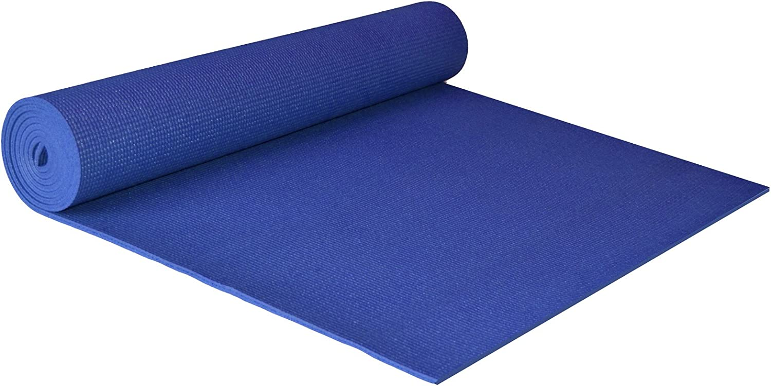 YogaAccessories Extra Wide 1 4 Deluxe Yoga Mat