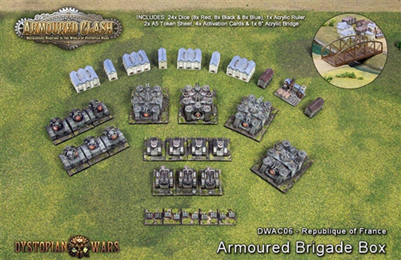 Republique of France ArmouROT Brigade Box