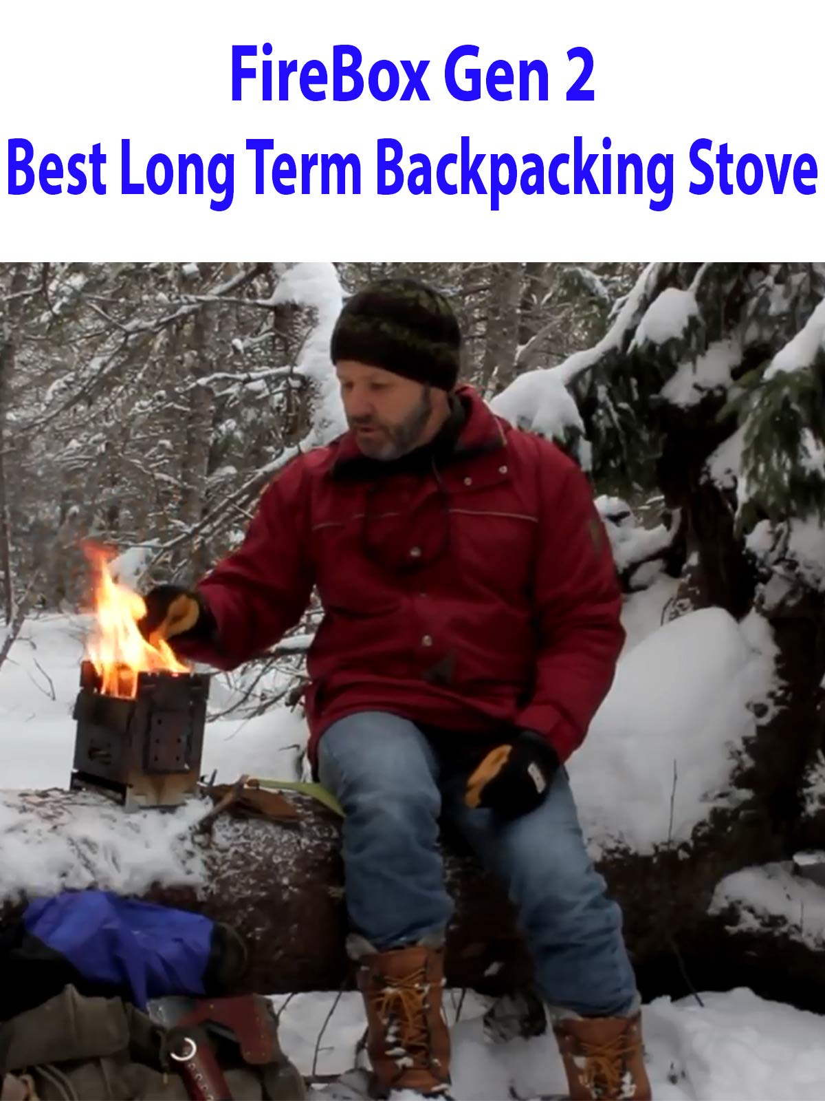 FireBox Gen 2 - Best Long Term Backpacking Stove