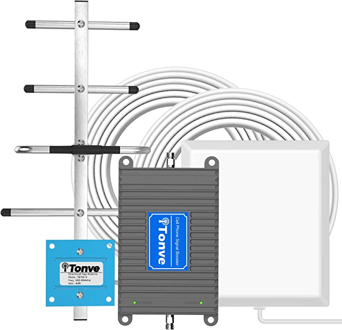 Updated 2021 – Top 10 Cell Phone Band 12 Signal Booster For Home