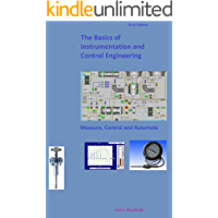 The Basics of Instrumentation and Control Engineering: Measure, Control and Automate