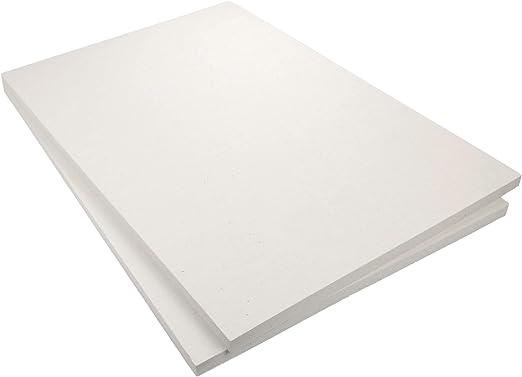 "1/"" Ceramic Fiber Insulation Blanket Kaowool /""S/"" 2300F  Thermal Ceramics 12/""x24/"""