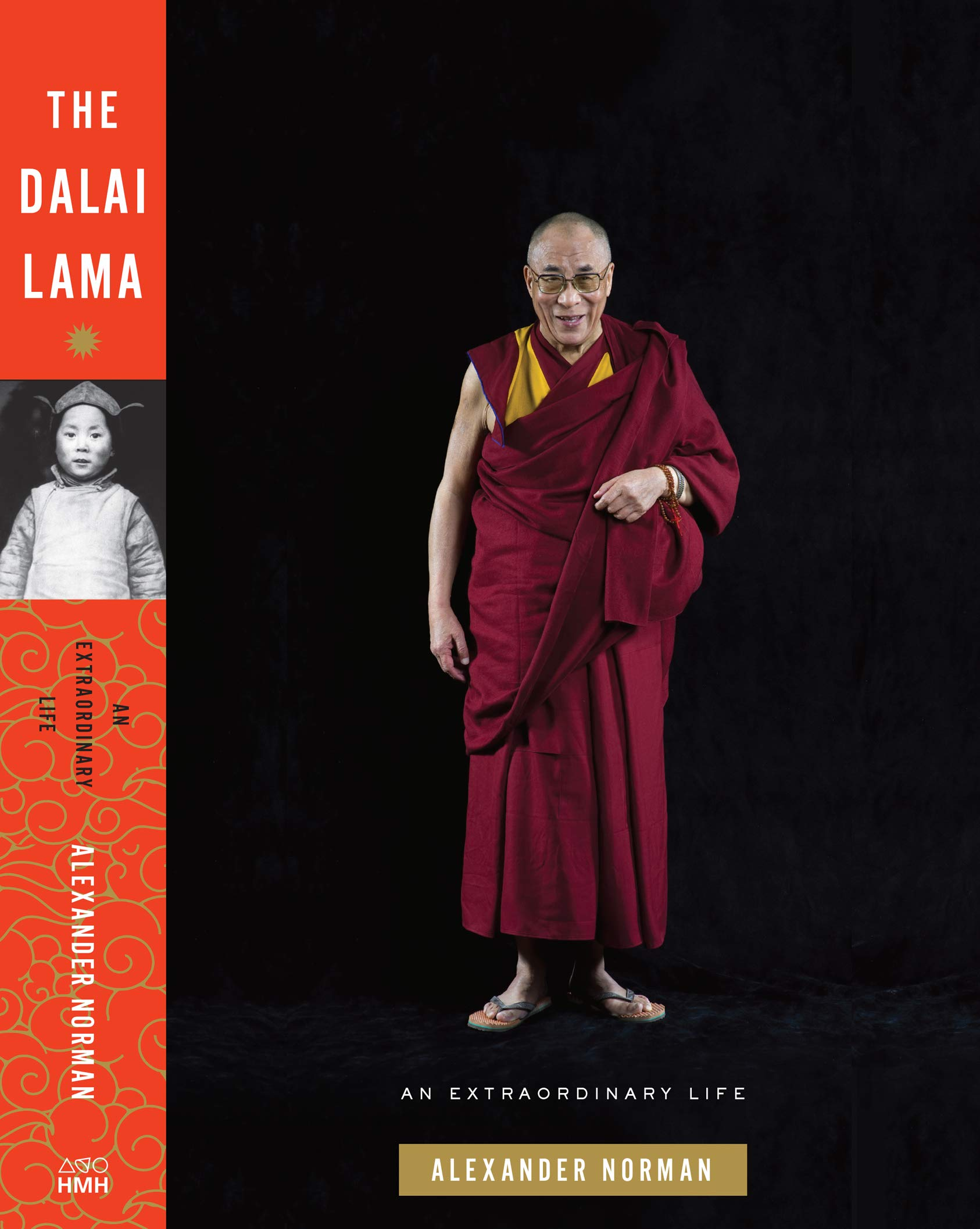The Dalai Lama An Extraordinary Life Amazon De Norman Alexander Fremdsprachige Bucher