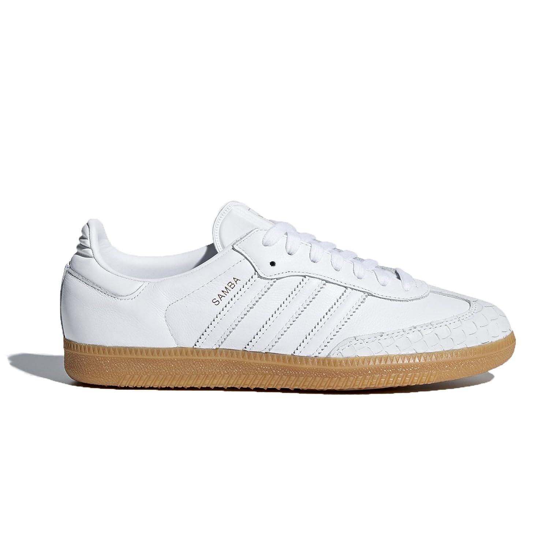 日本国内正規品 アディダス adidas オリジナルス サンバ W [SAMBA W] ランニングホワイト/ランニングホワイト/ガム CQ2640 B07C456C6K