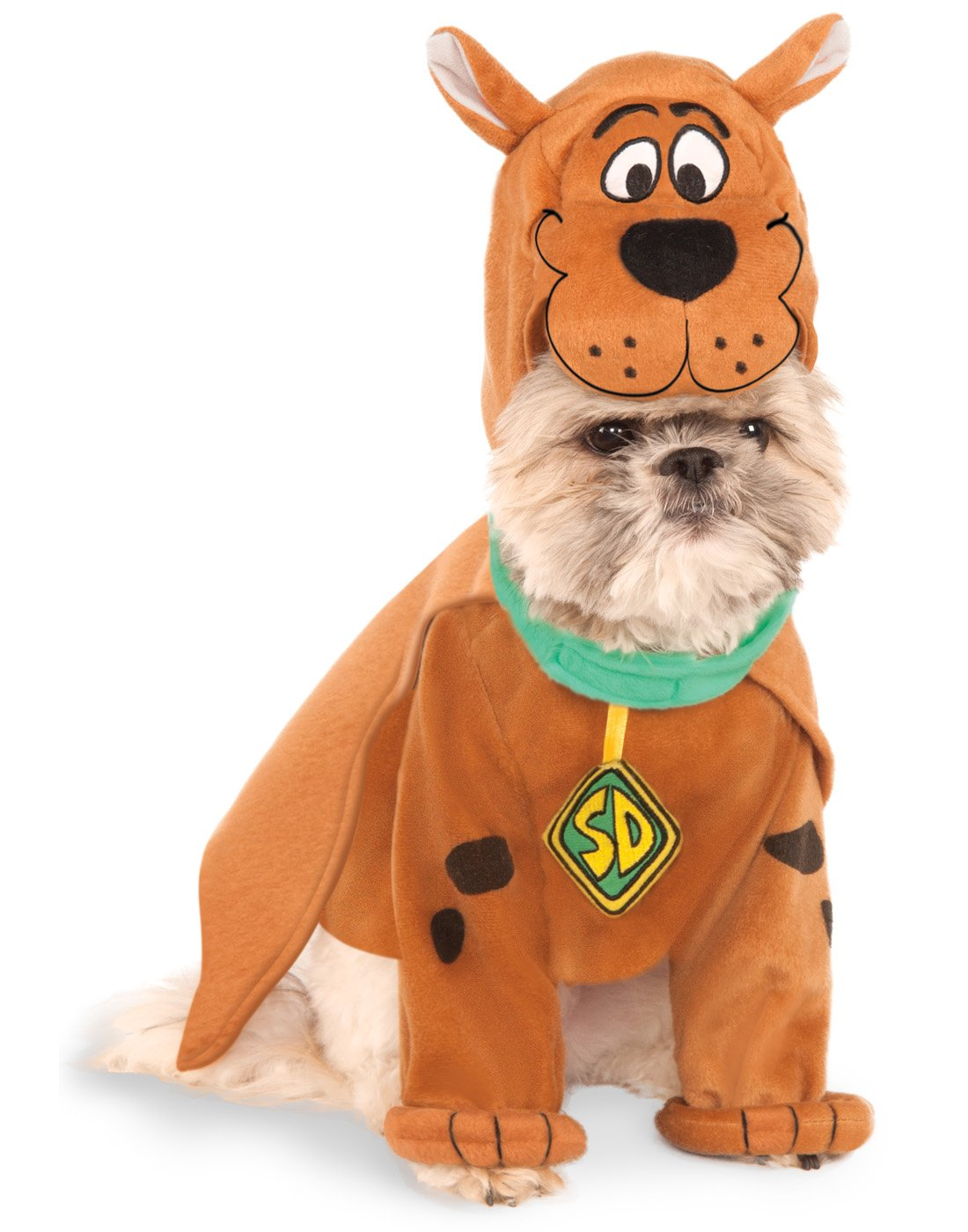Scooby Doo Pet Suit, Large