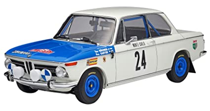 Hasegawa 20332 BMW 2002 ti 1969 Monte Carlo Rally 1/24 scale kit