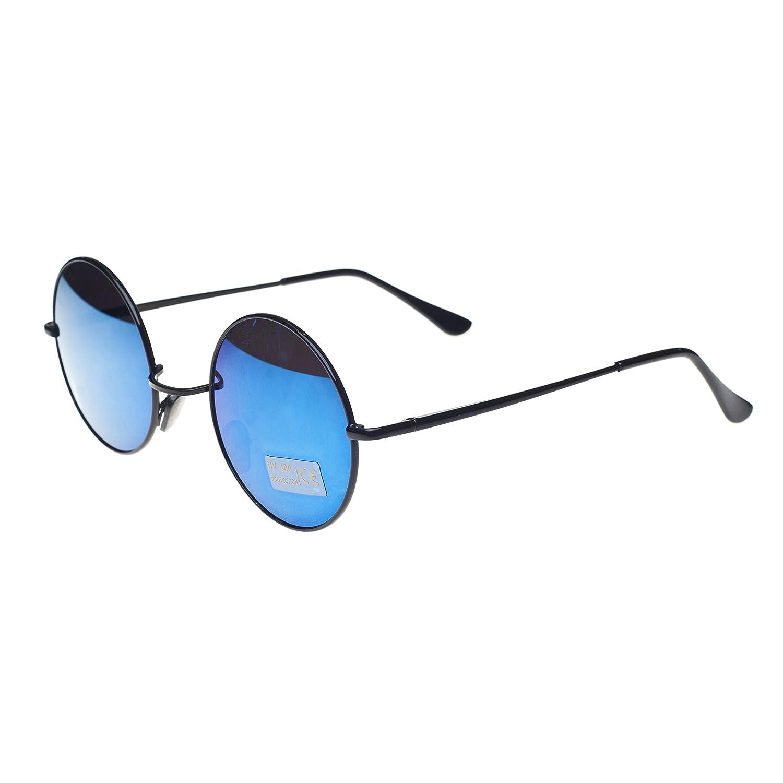 NEW Lennon UNISEX Damen Herren Retro Sonnenbrille UV400 Protection