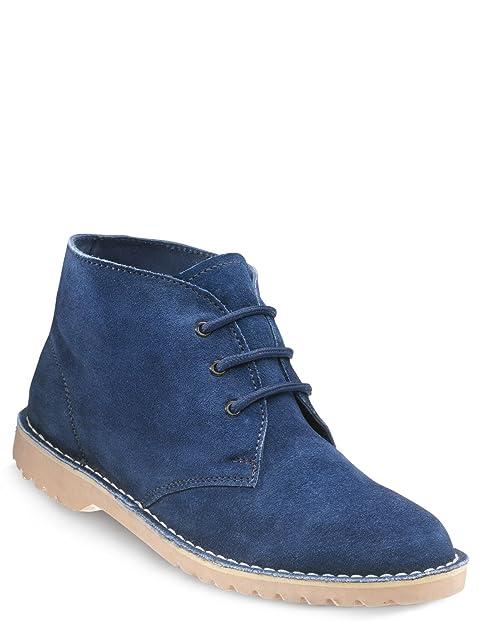 Botas de Desierto de Gamuza, de Pegasus para Hombre: Amazon.es: Zapatos y complementos