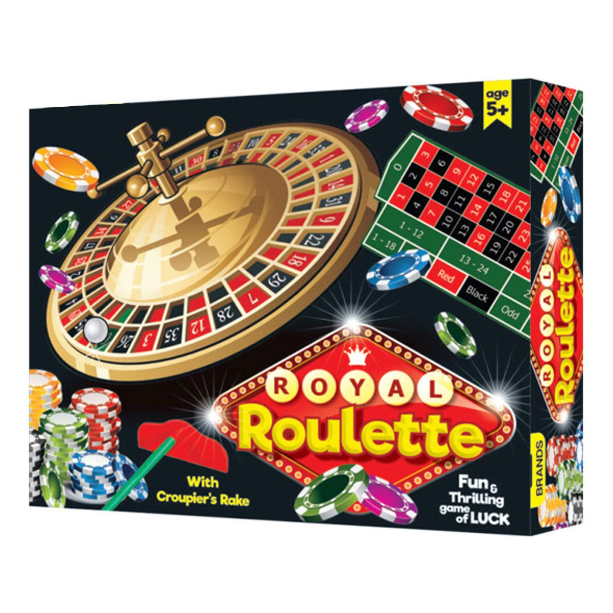 Croupier Roulette System