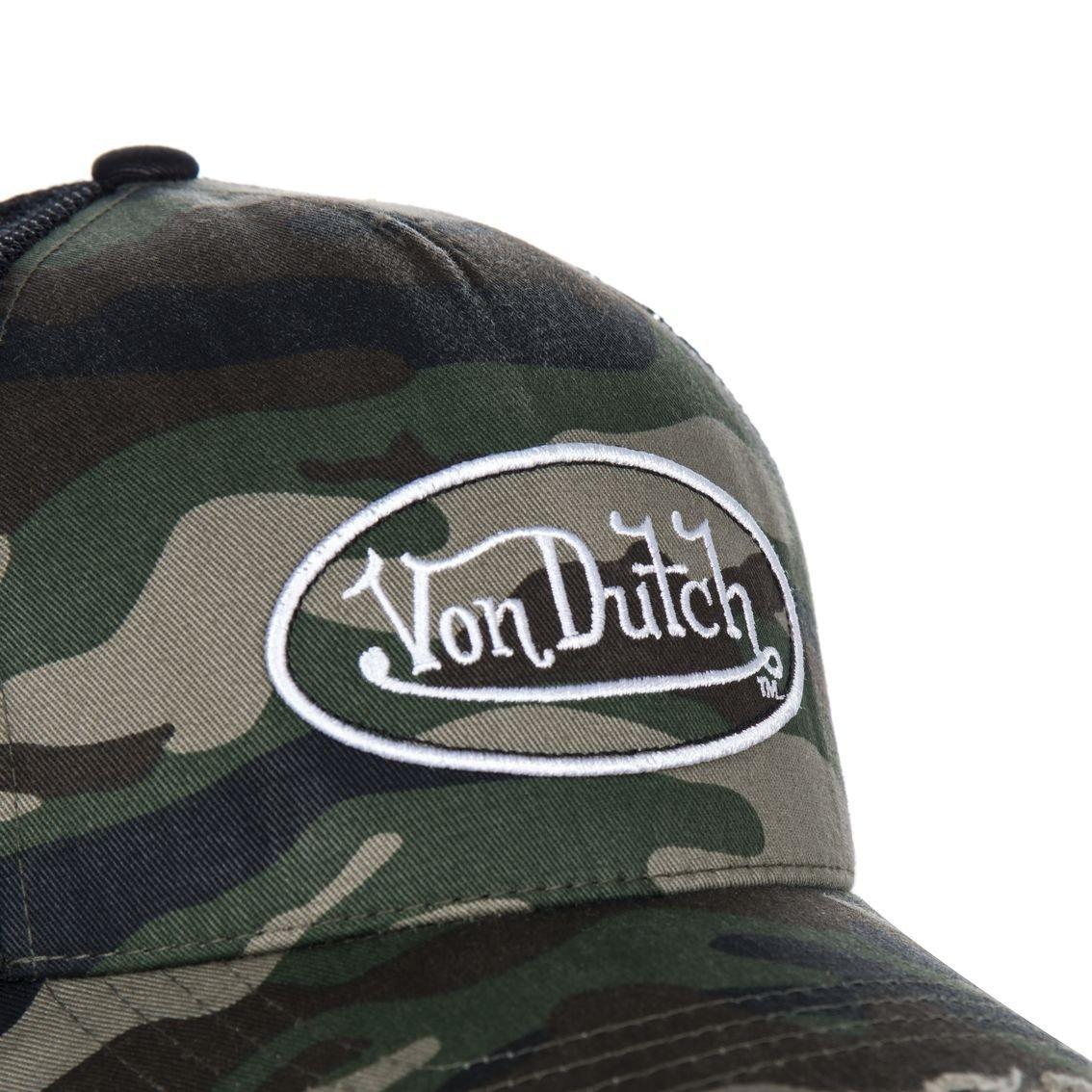 Von Dutch gorra de beisbol hombre Camuflaje  Amazon.es  Ropa y accesorios 266a6198193