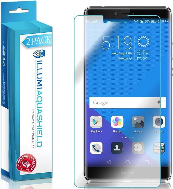 Huawei Honor Note 8 Protector de pantalla [2-Pack],, Aquashield ...