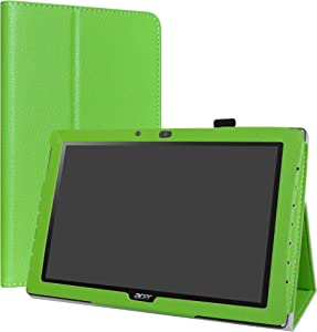 Acer Iconia One 10 B3-A40 Case,LiuShan PU Leather Slim Folding Stand Cover for 10.1