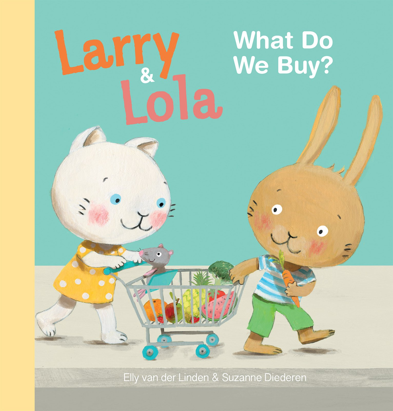 Larry and Lola. What Do We Buy? by Clavis