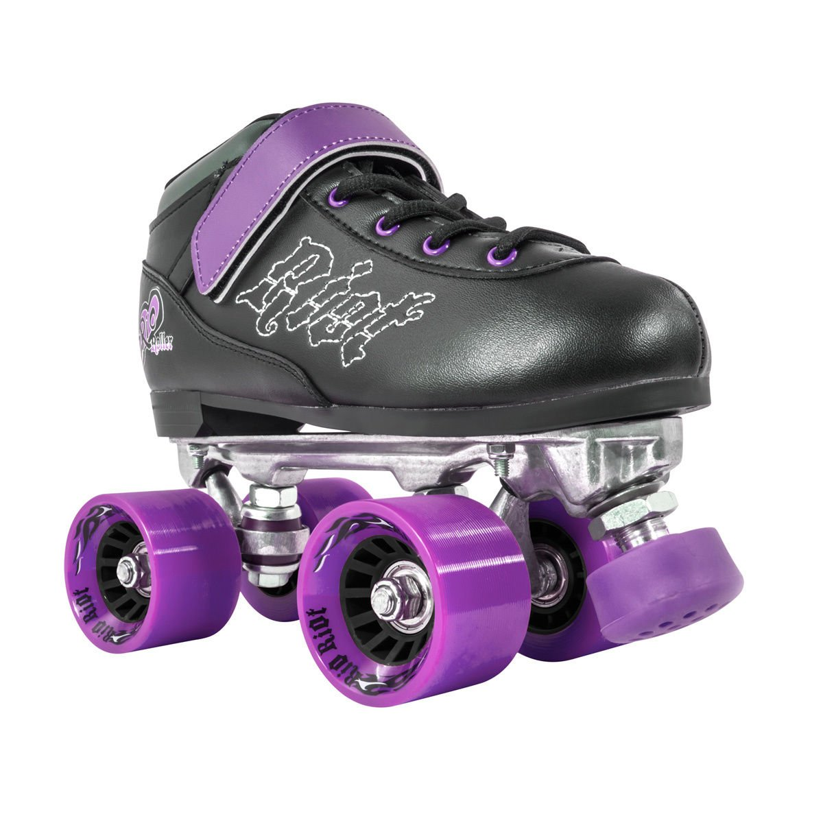 Rio Roller RIOT black purple