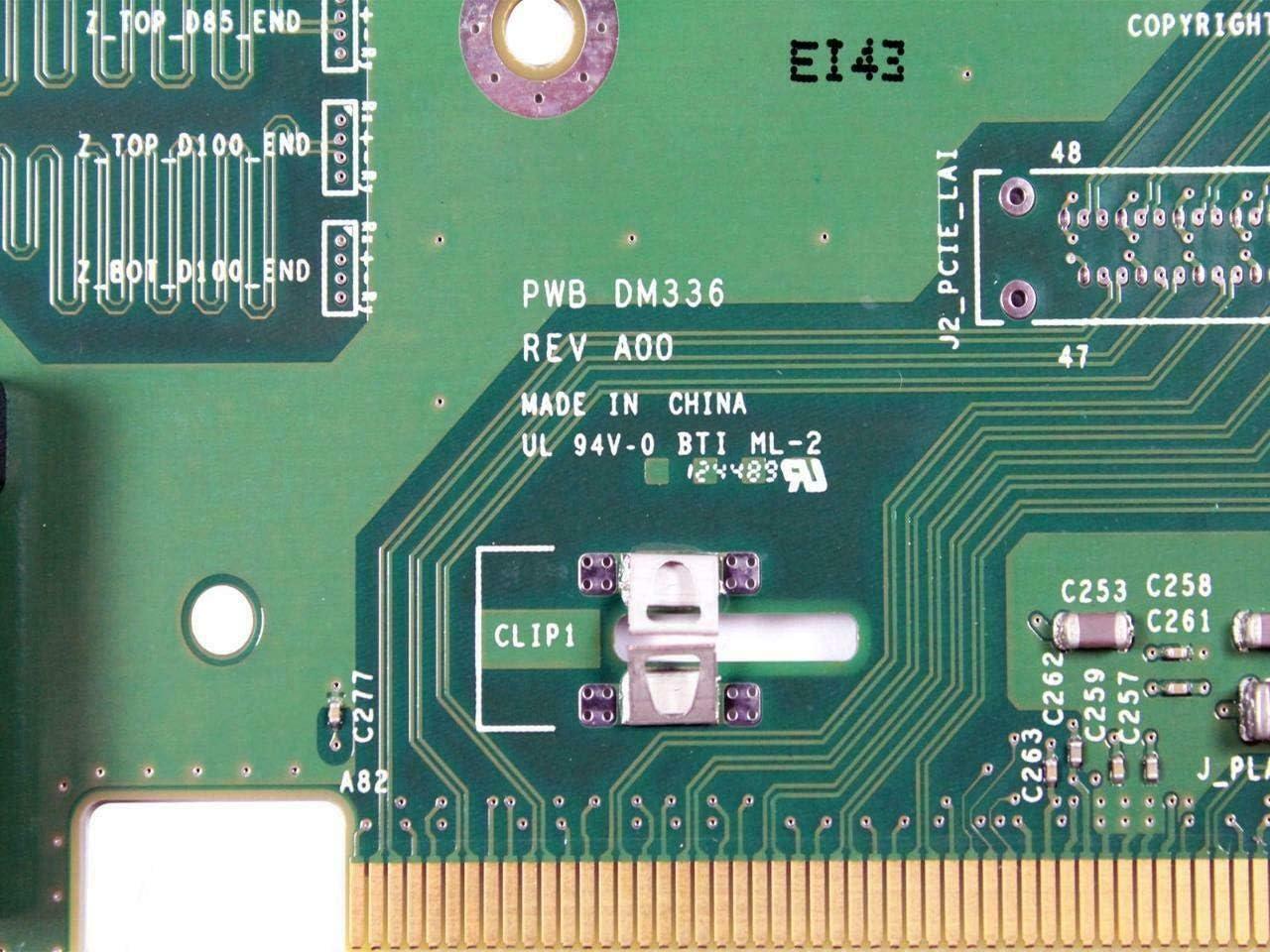 MX843 DELL R710 RISER BOARD PCIE
