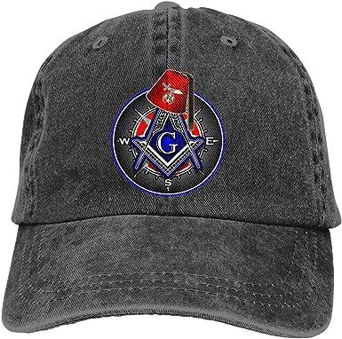 Masonic Snapback Hat Freemason Hat