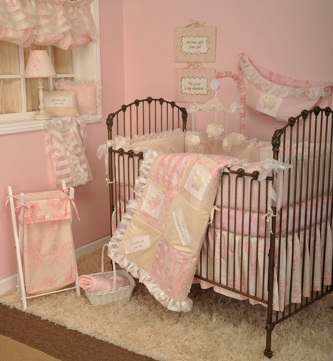 bath girl for crib camo bedding girls baby bed sets
