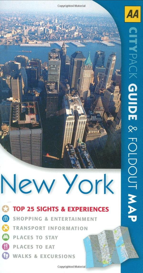 AA CityPack New York (AA CityPack Guides) PDF