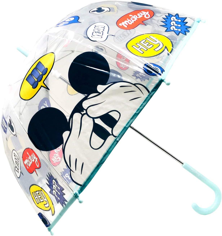 parapluie /à d/ôme transparent manuel Parapluie Mickey Mouse parapluie enfant 69 x 60 cm