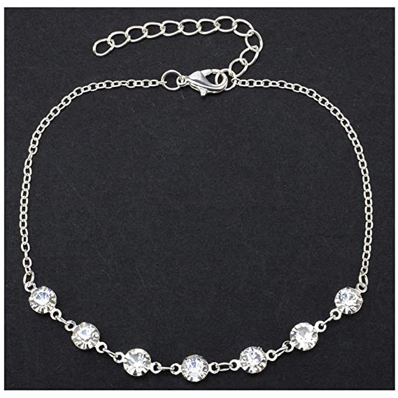 Ladies Girls Anklet jewelry Exquisite Butterfly Beach Foot Chain Women Jewelry