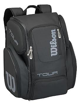 Wilson Tour V Backpack Large BK - Bolsa de pádel, Color ...