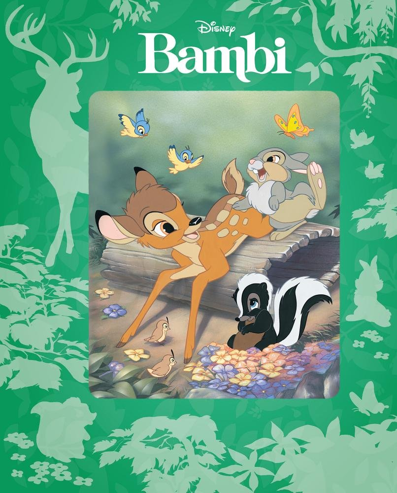 Download Disney Bambi pdf