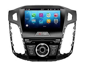 2011-2014 Einbauset Doppel DIN Autoradio für Ford Focus