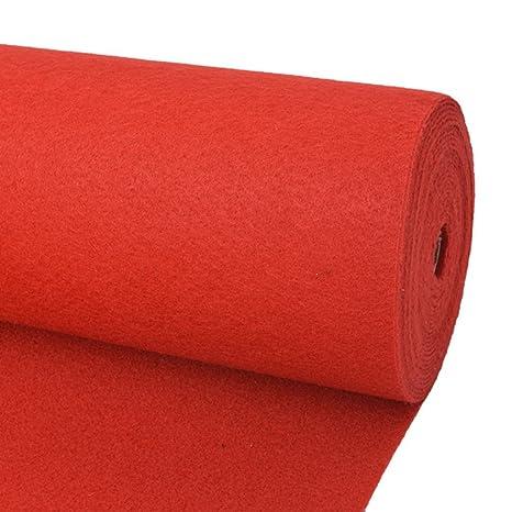 Event Hochzeits Roter Teppich B1  VIP 100x1000 cm rot Läufer