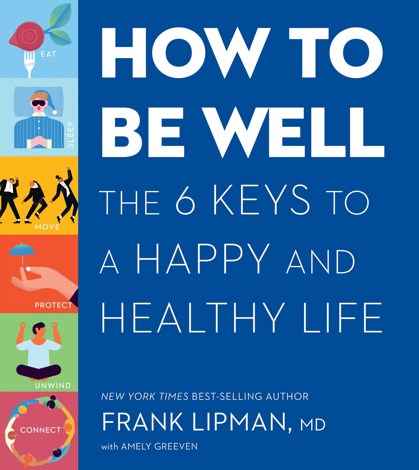 How to Be Well by Dr. Frank Lipman.