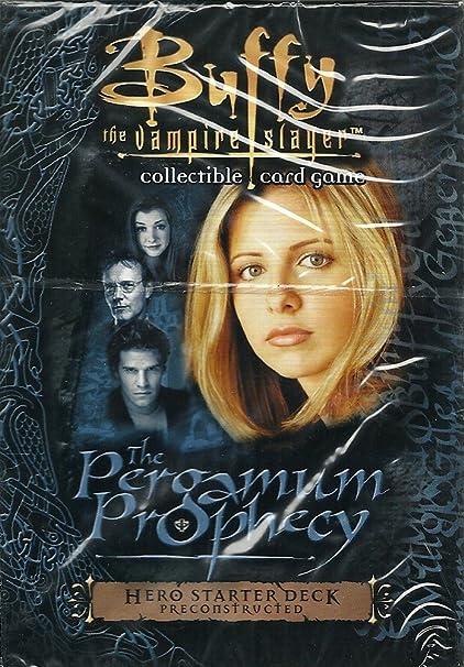 Amazon Buffy The Vampire Slayer The Pergamum Prophecy