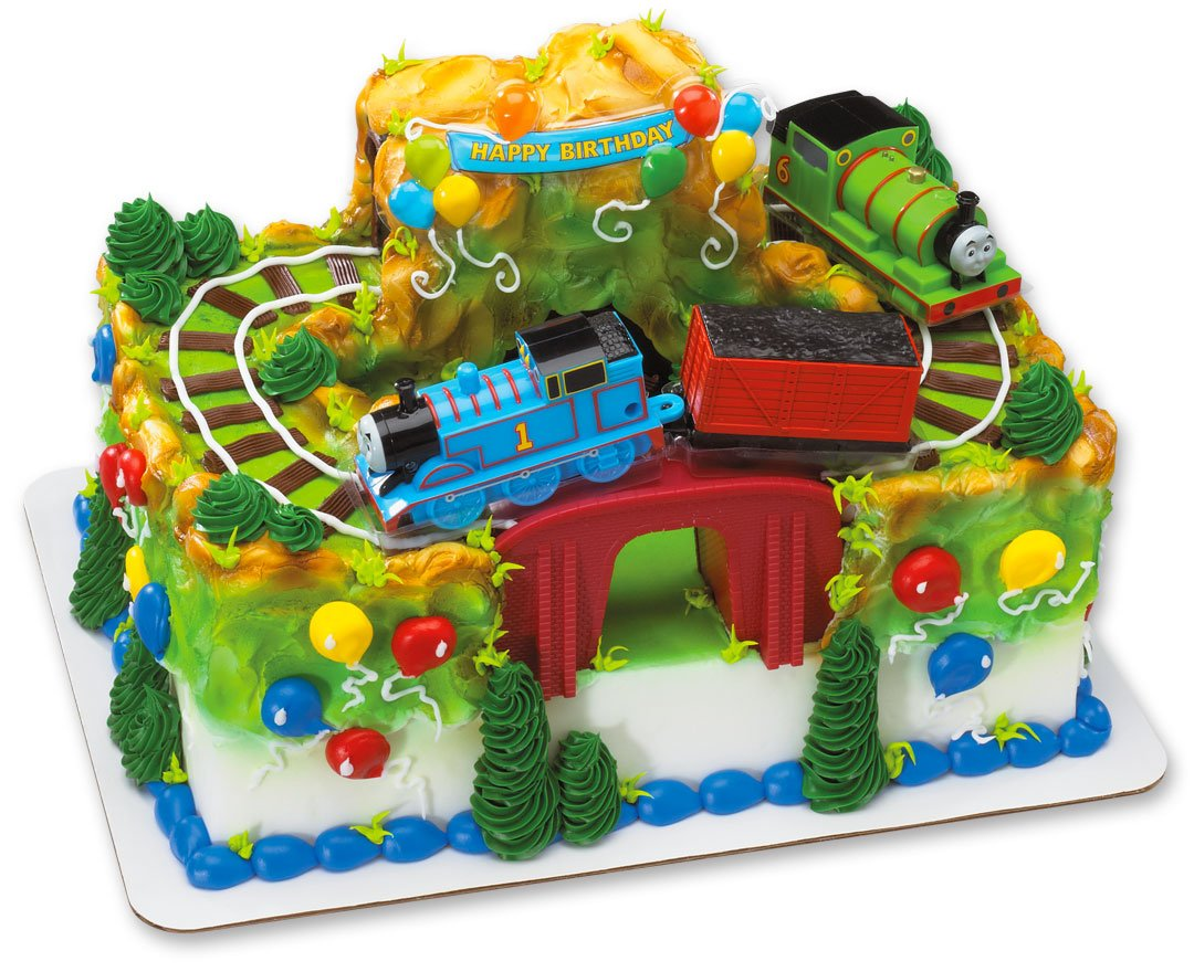Thomas Cake Decorating Kit