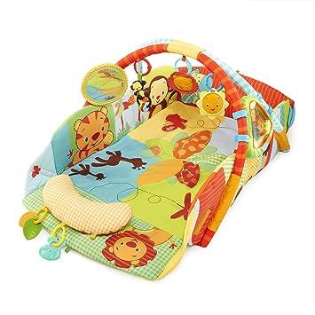 8ba25a9e6d31 Amazon.com   Bright Starts Baby s Play Place Playmat