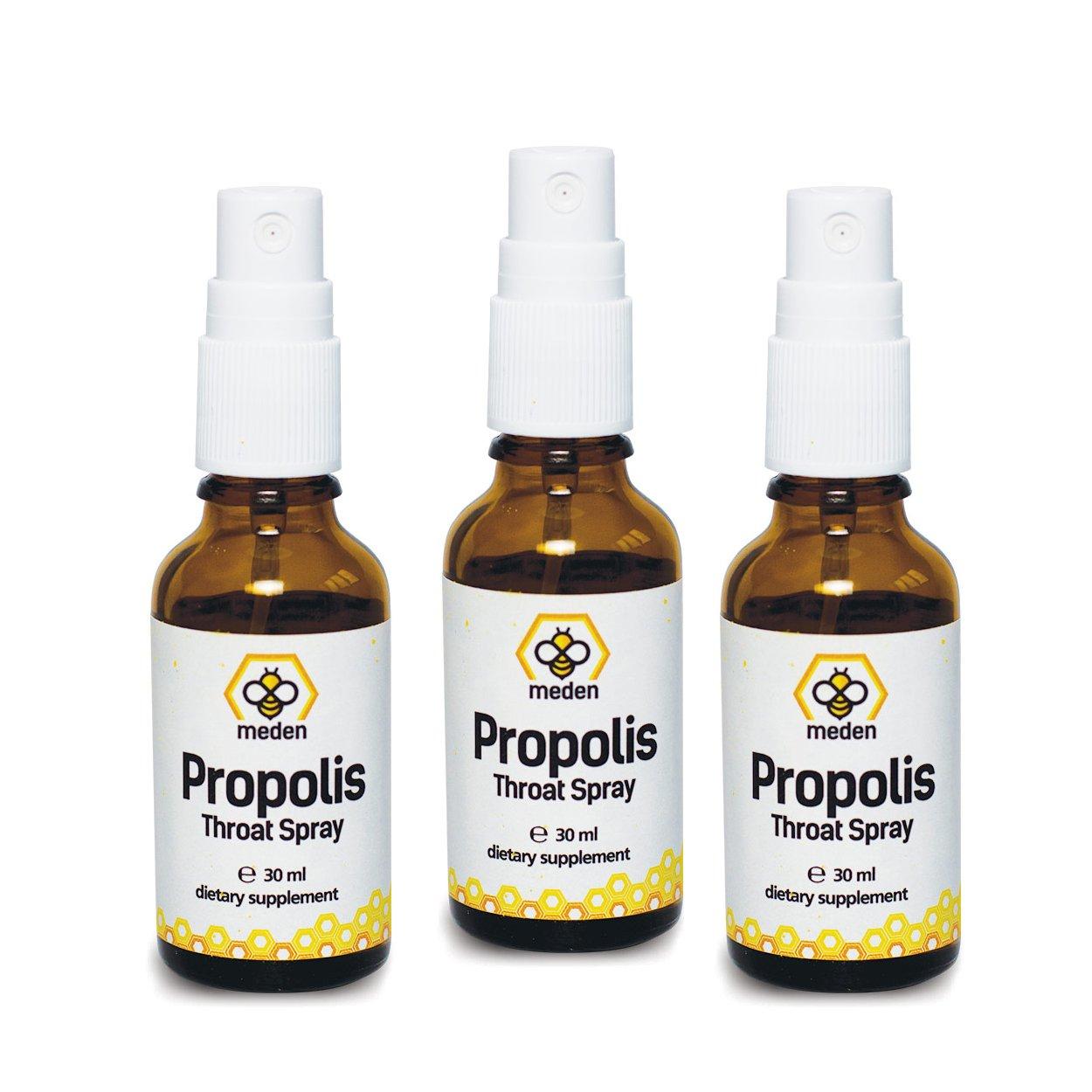 Propolis Throat Spray - Multi Pack - 30ml: Amazon co uk: Beauty