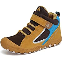 Zapatos de Senderismo Niños Zapatillas Trekking Niña Transpirable Antideslizante Montaña Deportivas Al Aire Libre Gr.24…