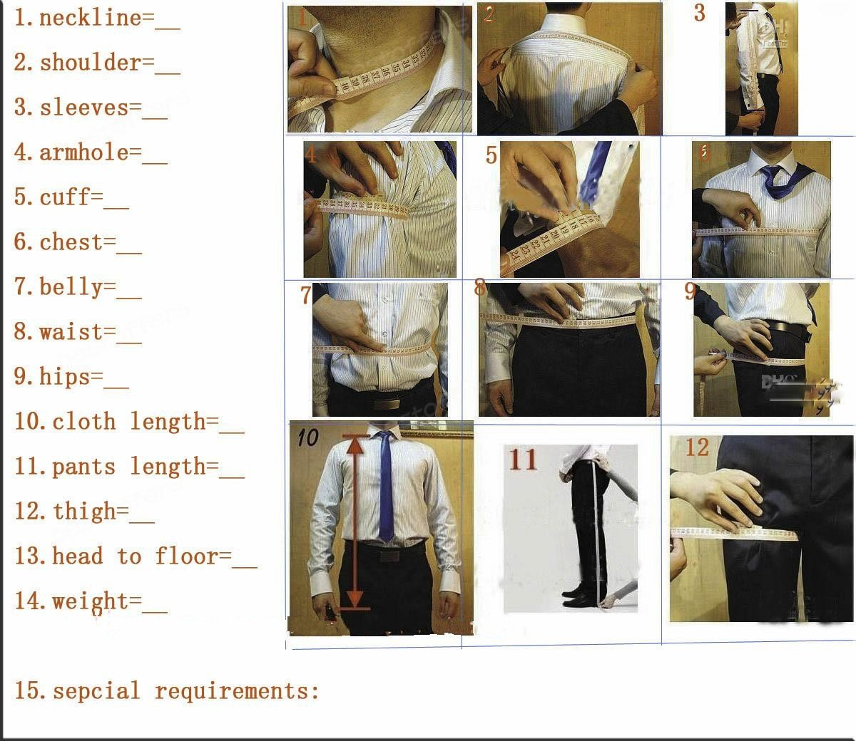 Love Dress Men's Vest Business Suits Three Piece Wear to Work L by Love To Dress (Image #4)