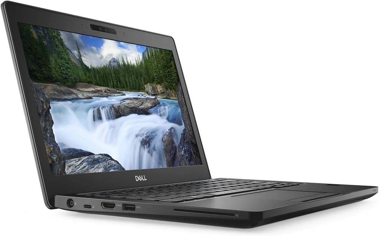 """Dell 2NK6Y Latitude 5290 Notebook with Intel i5-8350U, 8GB 256GB SSD, 12.5"""" (Renewed)"""