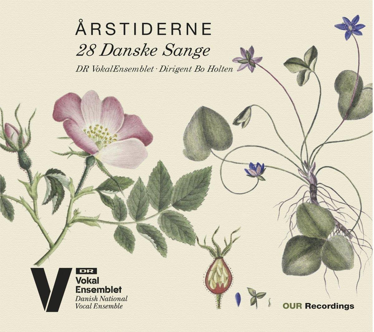 SACD : DANISH NATIONAL VOCAL ENSEMBLE - Arstiderne (Hybrid SACD)
