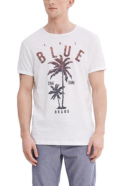 edc by ESPRIT Herren T-Shirt  Amazon.de  Bekleidung cdd23ca917
