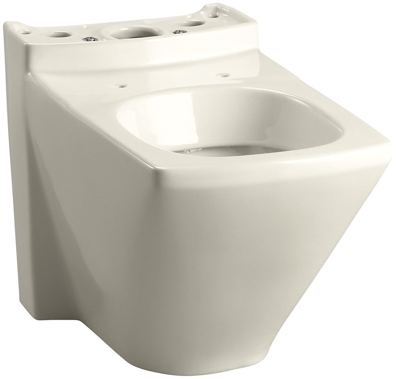 Pleasant Kohler K 4308 47 Escale Dual Flush Toilet Bowl Almond Forskolin Free Trial Chair Design Images Forskolin Free Trialorg