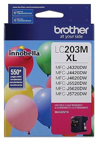 Brother LC203M cartucho de tinta Magenta - Cartucho de tinta para ...