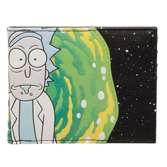 Billetera Rick Intergalactico