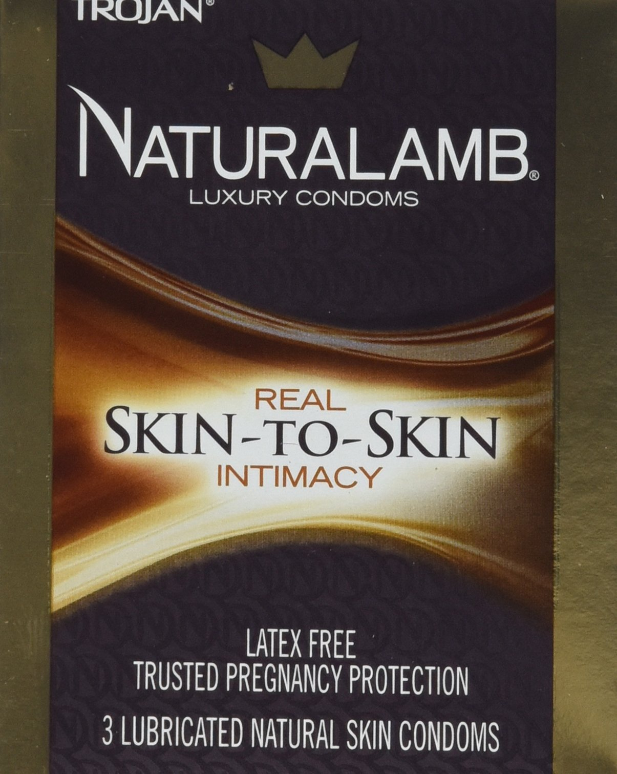 Special pack of 6 TROJAN NATURALAMB 98050 3 per pack by Choice